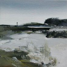 Dutch Landscape, 20x20cm